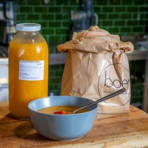 Pompoensoep Boer Recept Kant-en-Klaar Soeppakket